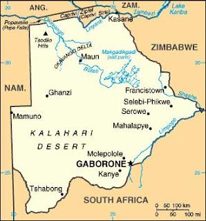 Electricity Alert Botswana