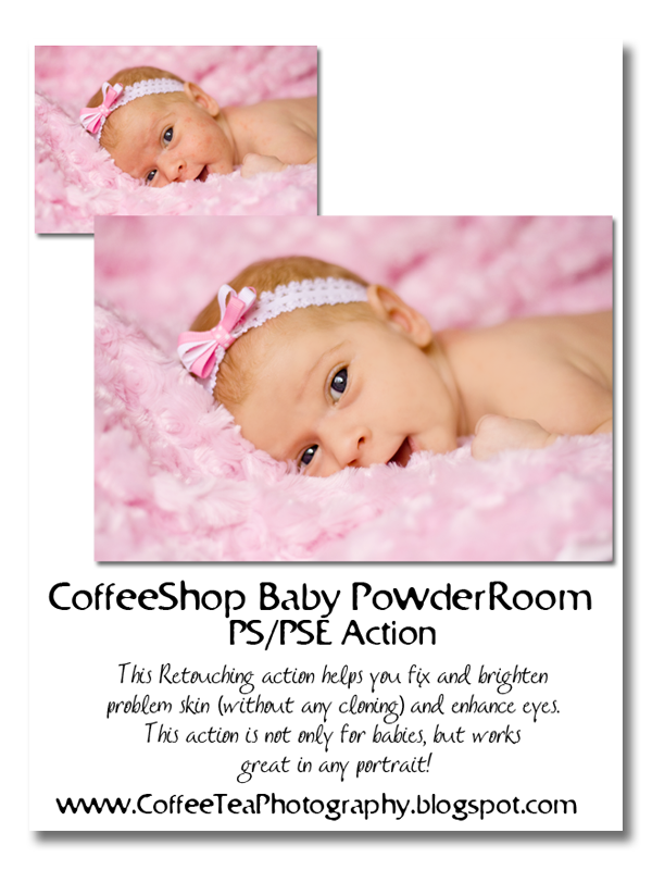 Coffeeshop Blog Baby Powder Room