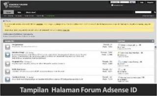 Adsense ID Belajar dan Berbagi | Forum Adsense Indonesia