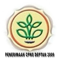 PENGADAAN CPNS DEPARTEMEN PERTANIAN T.A. 2009