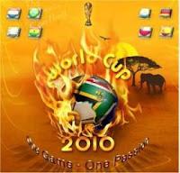 8 Besar Piala Dunia 2010 | Quarter Finals FIFA World Cup
