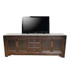 ทีวีมีรีโหมดสามารถพับเก็บลงตู้ได้