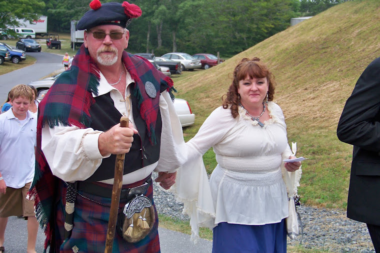 Our Highland Wedding