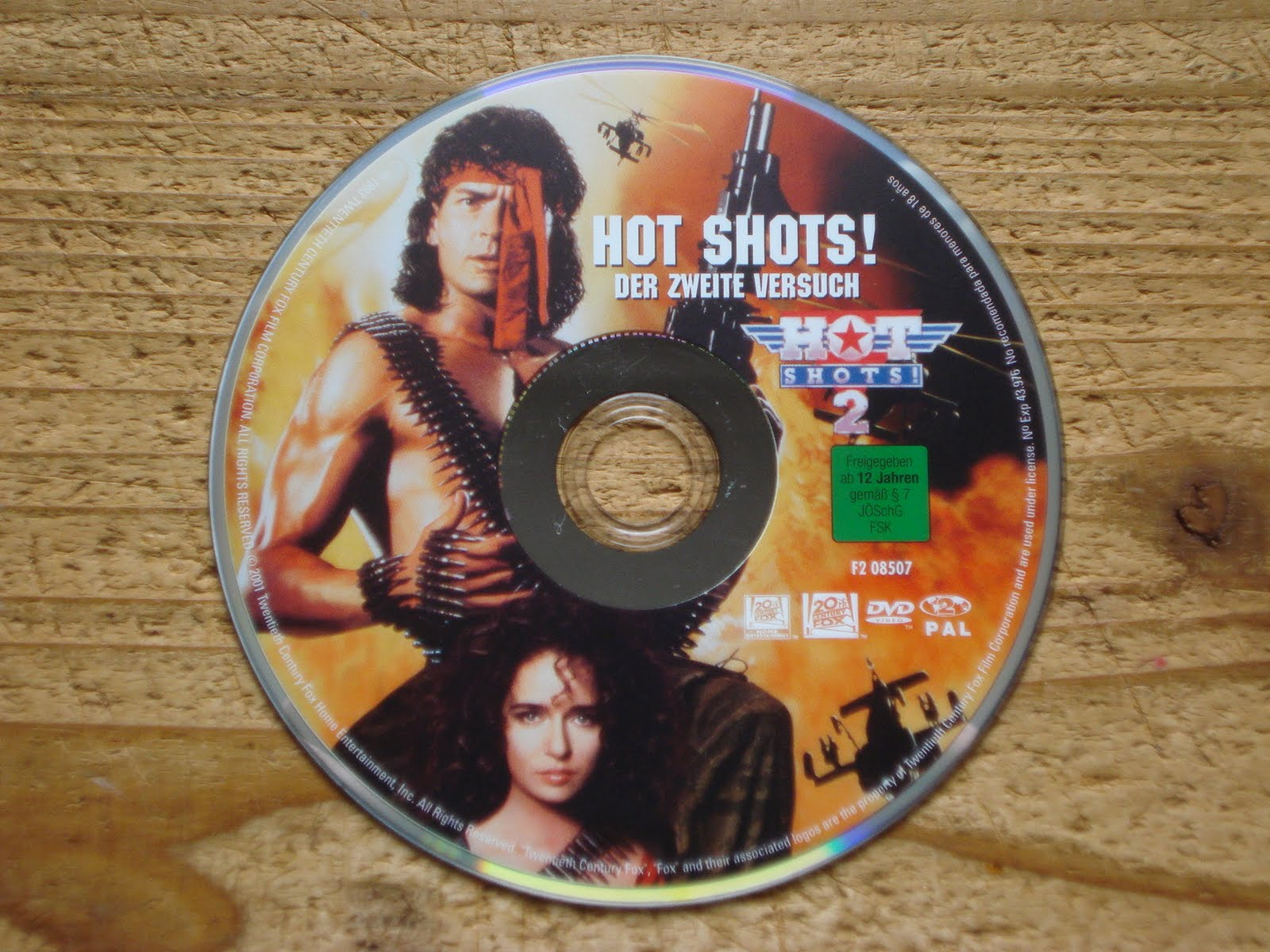 Hot Shots Part Deux Hot shots! part deux (r2 pt)
