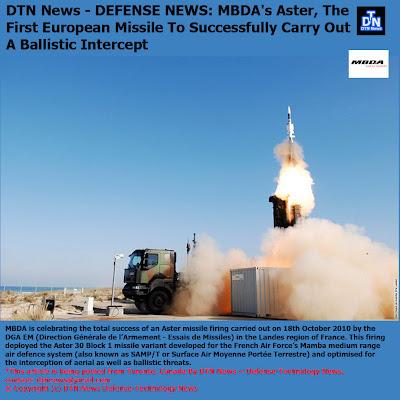 K 15 Missile. The Aster missile family