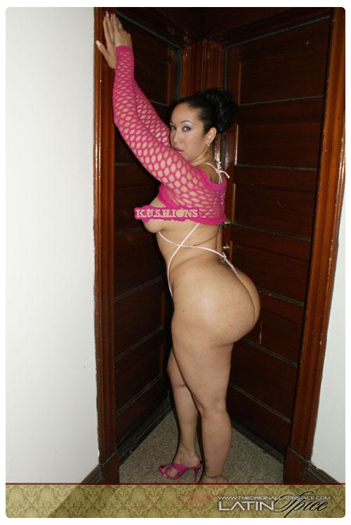 Spicy Big Booty Latina