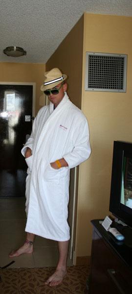 cool robe luke