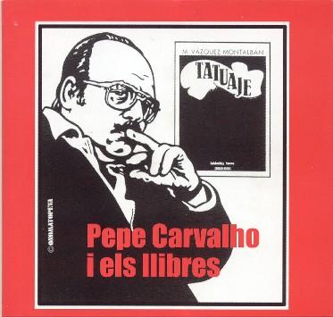 Pepe Carvalho i els llibres