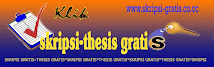 SKRIPSI + THESIS GRATIS
