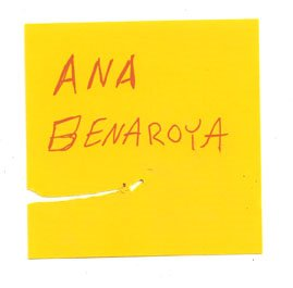 Ana Benaroya