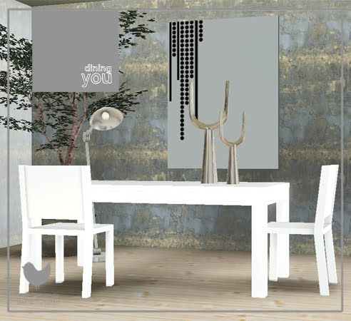 Mod The Sims 3 By Anahi Mini Jadalnia You Dining By Dt456 Na The