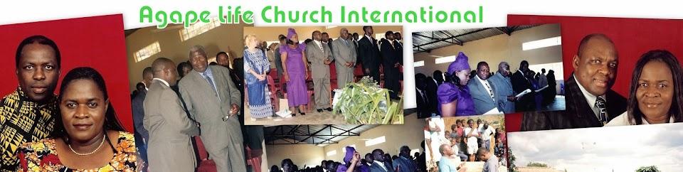 AGAPE LIFE CHURCH INTERNATIONAL