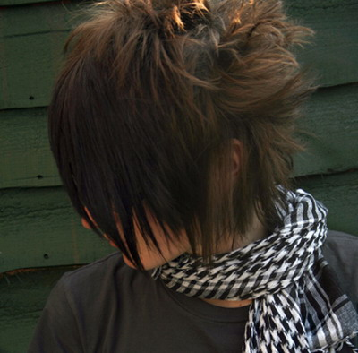emo guy hairstyles. dresses Emo Boys Hairstyle