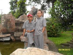 Taman SMAN 1 Curup Timur