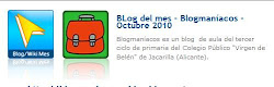 "Somos ""Blog del mes"" en Educared"