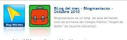 """Somos """"Blog del mes"""" en Educared"""