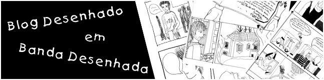 Blog Desenhado em Banda Desenhada