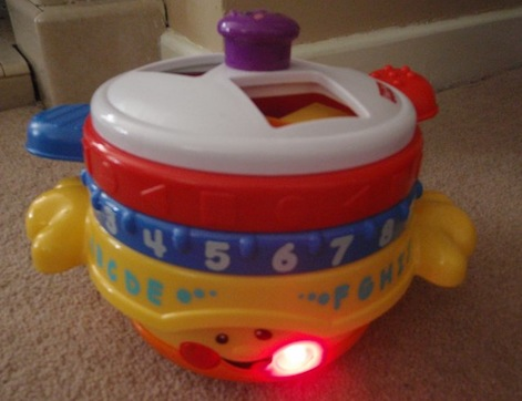 macam macam ada fisher price laugh learn pots and pans