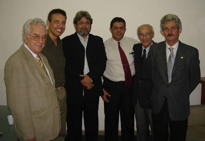 Recordar é viver – Comissão de avaliação da sede do congresso 2009 – julho de 2005