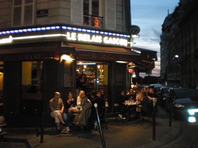 Restaurant Relais Gascon Paris