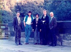 Durham PhD student 1987