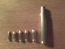 Shell Casing comparison
