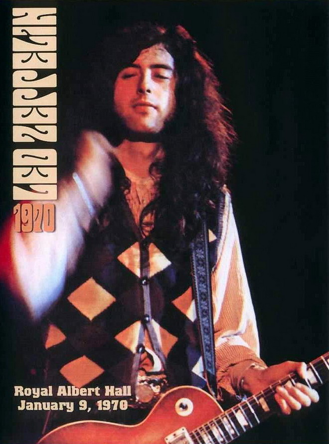 Led Zeppelin Live London 1970 ... 109 minutos