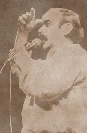 José Antonio Labordeta 70s 80s