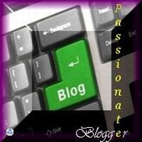 passoinate blogger award