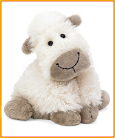 Jellycat sheep image
