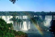 Parque Iguazu waterfall image
