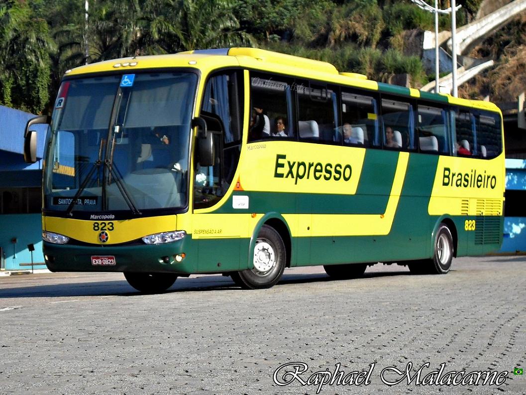 Litoralbus 4  Expresso Brasileiro 823