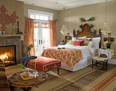 zuniga interiors december 2009 country living bedroom by darlene for the home pinterest