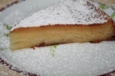 ricetta torta di pere, torta di pere ricetta,torta di pere