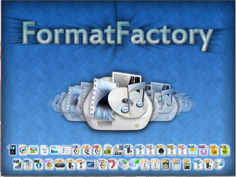 Format factory v2.70 free FormatFactory