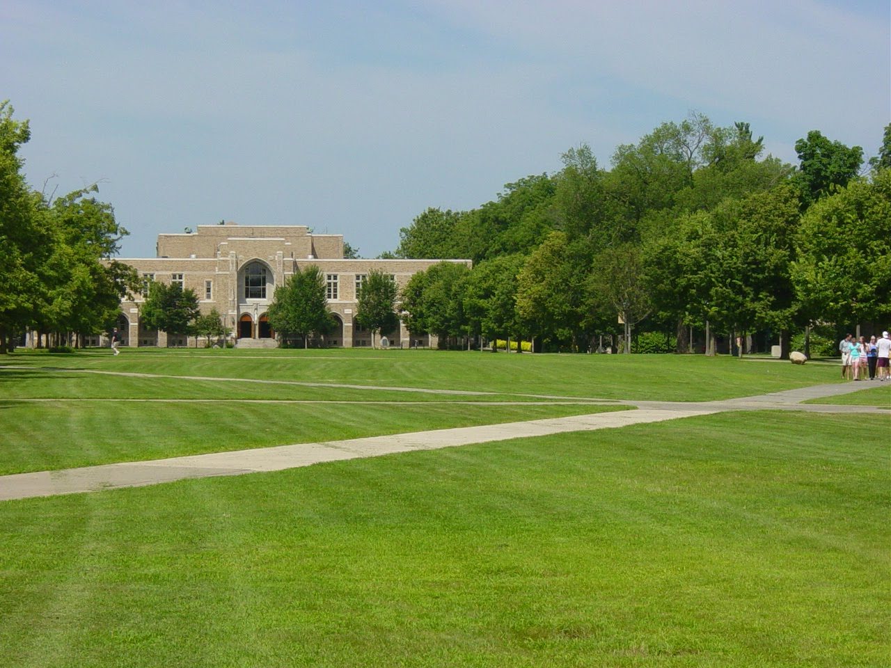 The Rock and the Quad