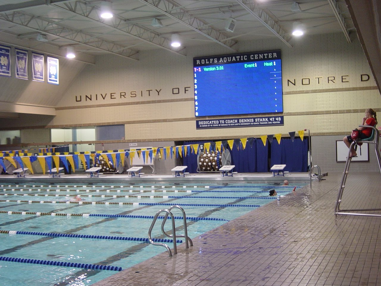 Rolf Aquatic Center
