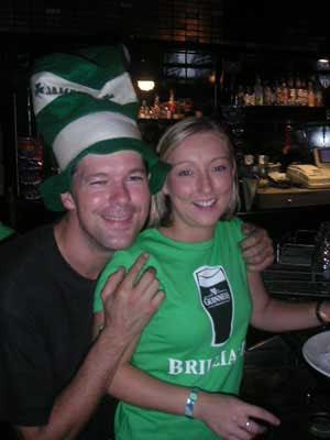 St Patrick's Day na Austrália stpats2