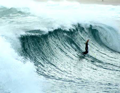 Bondi Beach deep diver