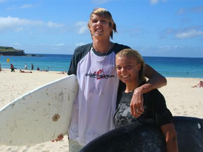 Bondi Beach fun times