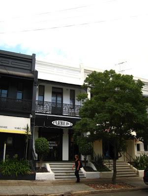 Tem Muito Oriental na Austrália? paddington sydney 6