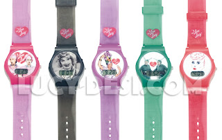 I Love Lucy Watches