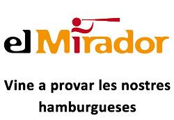 """BAR """"EL MIRADOR"""""""