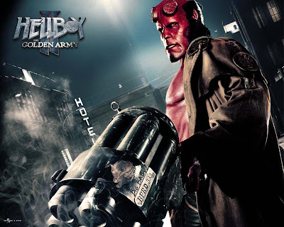 hellboy 2 wallpaper. Hellboy 2 Wallpaper.