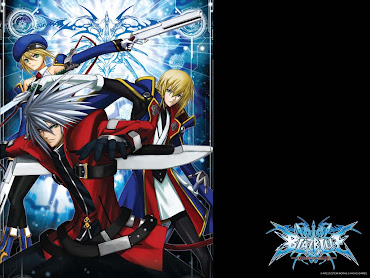 #17 BlazBlue Wallpaper