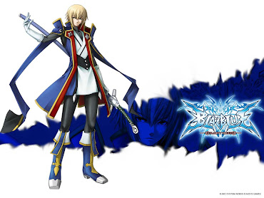 #25 BlazBlue Wallpaper