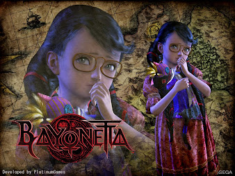 #19 Bayonetta Wallpaper