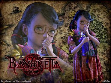 #19 Bayonetta Wallpaper