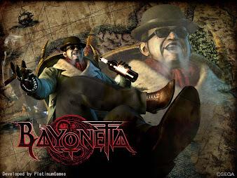 #16 Bayonetta Wallpaper