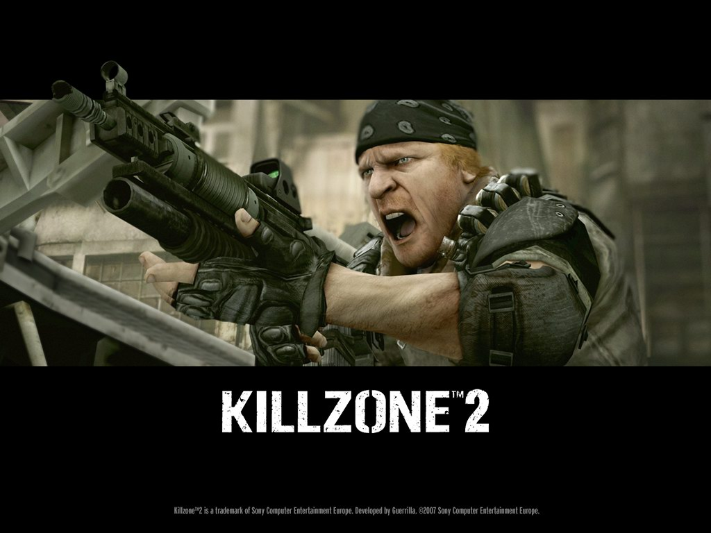 Kill Zone HD & Widescreen Wallpaper 0.554578471158544